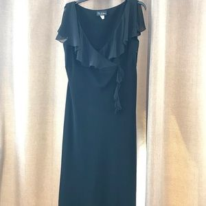 NWOT. Black dress